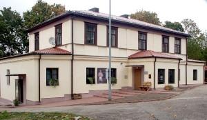 Siedziba Zgromadzenia Sióstr Jezusa Miłosiernego Fot. Zbigniew Markowicz