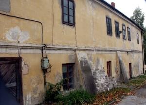 Byłe więzienie czeka na remont, by mogło przyjąć chorych Fot. Zbigniew Markowicz