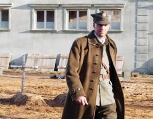 Robert Żołędziewski, odtwórca głównej roli i współproducent filmu Fot. Marian Paluszkiewicz
