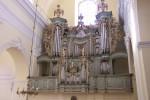 Wiele organów naprawiał w Polsce, te są jedne z nich