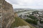 Z twierdzy Gori roztacza się imponujący widok na całe miasto i okolice.
