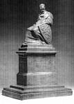 Tak ma wyglądać pomnik J. Basanavičiusa według projektu autorstwa Rapolasa Jakimavičiusa z 1930 roku. Fot. archiwum