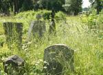 Jeden z najpiękniejszych w Europie cmentarzy bezpowrotnie niszczeje.Fot. Marian Paluszkiewicz