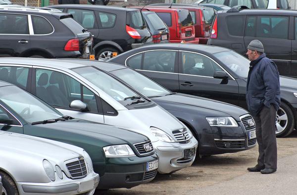Rynek samochodowy wrzuca najwyższy bieg