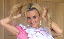 """Iwona Rimsza – XVII edycja konkursu """"Dziewczyna »Kuriera Wileńskiego« — Miss Polka Litwy 2012"""""""