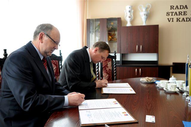 Soleczniki — Stare Miasto: nadanie oficjalnego statusu współpracy