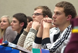 W tym roku mniej jest chętnych podjęcia studiów na niektórych uczelniach prywatnych  Fot. Marian Paluszkiewicz