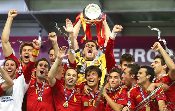Euro 2012: Hiszpania mistrzem Europy!
