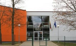 Prace budowy Szkoły Średniej im. WKL Olgierda w Mejszagole dobiegają końca   Fot.  archiwum szkoły
