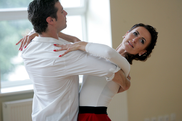 Zatańcz z Katarzyną Niemyćko