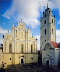 W 1737 roku w kościele św. św. Jana Chrzciciela i Jana Ewangelisty zaprzestano głoszenia kazań w języku litewskim Fot. archiwum