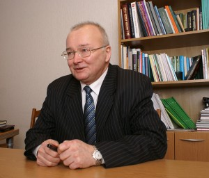Zenonas Vaigauskas  Fot. Marian Paluszkiewicz