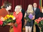Ambasador Janusz Skolimowski dziękował odznaczonym za ich ciężki trud Fot. Marian Paluszkiewicz