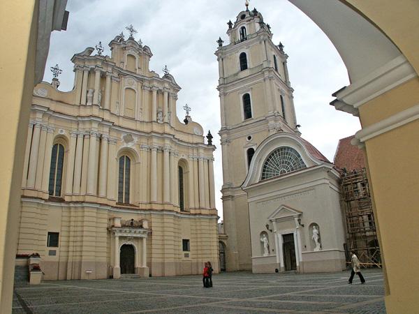 Stosunki kulturalne w Wilnie w XVI-XVII wiekach (2)