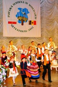 """Festiwal """"Polska Wiosna w Mołdawii""""  Fot. archiwum"""