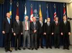 Litwie udało się doprowadzić do spotkania ministrów spraw zagranicznych państw regionu Fot. ELTA
