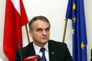 Waldemar Pawlak minister gospodarki RP Fot. archiwum