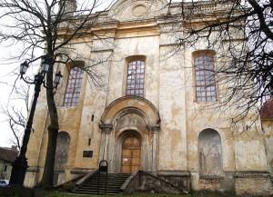 Cerkiew Św. Trójcy w Wilnie Fot. Marian Paluszkiewicz