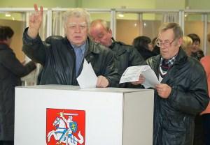 Sympatycy AWPL byli przekonani: zwyciężymy Fot. Marian Paluszkiewicz