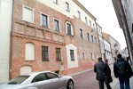 """Zakład ten mieścił się obok seminarium diecezjalnego, przy ulicy Biskupiej (obecnie Uniwersyteckiej) i nazywano go """"alumnatem papieskim"""" Fot. Marian Paluszkiewicz"""
