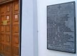 25 września br. została umieszczona nowa marmurowa tablica Fot. Marian Paluszkiewicz