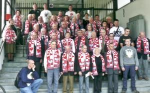 W ciągu dwóch tygodni w ośrodku szkoleniowym NIK w Gołowicach znajdujących się w okolicach Warszawy przebywało około 40 kombatantów wraz z krewnymi   Fot. archiwum
