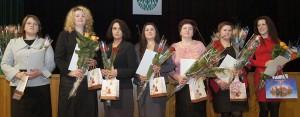 Wyróżnienia dla nauczycieli szkół podstawowych Fot. Marian Paluszkiewicz