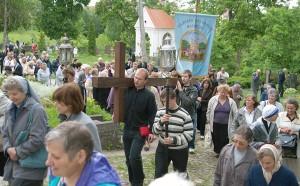 Otwarcie sezonu obchodzenia Kalwarii Fot. Marian Paluszkiewicz