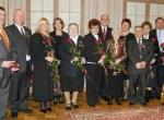 Państwowe odznaczenia RP otrzymało 12 Polaków Wileńszczyzny Fot. Marian Paluszkiewicz