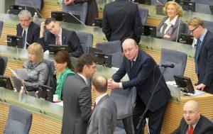 Wczoraj odbyło się ostatnie posiedzenie ustępującego Sejmu Fot. Marian Paluszkiewicz