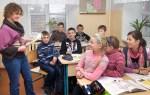 Justyna Dajnowska uczy języka angielskiegoFot. Marian Paluszkiewicz