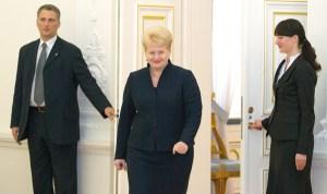 W listopadzie prezydent ufało 48,1 proc. społeczeństwa, a 20,5 proc. nie miało już do niej zaufania. Przed miesiącem ten wskaźnik wynosił odpowiednio 62,1 i 13,4 proc.       Fot. Marian Paluszkiewicz
