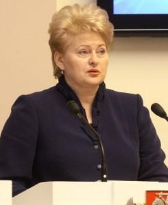Dala Grybauskaitė