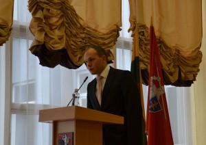 Nowym wicedyrektorem administracji samorządu został mianowany Robert Komarowski