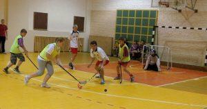 Gimnazjaliści i goście z Polski rozegrali towarzyski mecz Fot. archiwum
