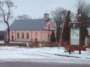 Kościółpw. św.Feliksa Walezjusza w Sużanach