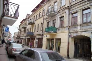 Siostry franciszkanki mieszkały przy ulicy Świętostefańskiej Fot. Marian Paluszkiewicz