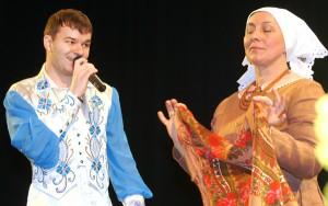 Nawet kuma Franukowa nie oparła się talentowi Denisa Lisa Fot. Marian Paluszkiewicz
