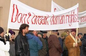 Tolerancja to również poszanowanie dla poglądów innych Fot. Marian Paluszkiewicz