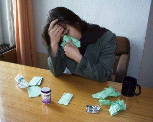 Choroba objawia się bardzo wysoką gorączką, nawet do 40 stopni, bólem gardła i katarem Fot. Marian Paluszkiewicz
