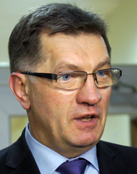 Algirdas Butkevičius Fot. Marian Paluszkiewic