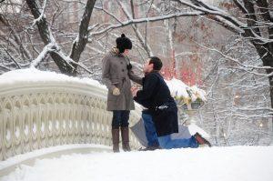 Walentynki to popularny dzień dla oświadczyn i ślubów  Fot. archiwum