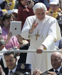 W kwietniu papież skończy 86 lat Fot. EPA-ELTA