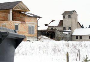 Tereny wzdłuż starej i nowej szosy wiłkomierskiej zawsze były atrakcyjne dla inwestorów Fot. Marian Paluszkiewicz