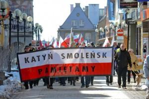 3. rocznica katastrofy smoleńskiej oraz 73. rocznica zbrodni katyńskiej zostaną upamiętnione w całej Polsce Fot. archiwum