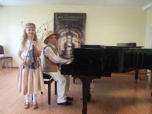 Anastasija ir Tomas