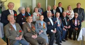 Obecnie w rejonie wileńskim mieszka 36 weteranów II wojny światowej