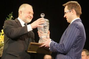 Edward Trusewicz — Polakiem Roku 2012 Fot. marian Paluszkiewicz