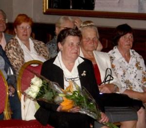 Były już pierwsze kwiaty i gratulacje Fot. Jolanta Radžiūnienė