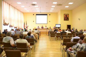 Na posiedzeniu Rady pomyślnie podjęto 44 nowe uchwały